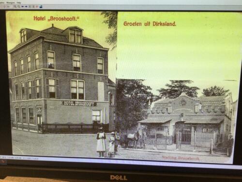 hotel Brooshooft