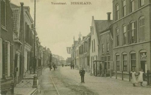 Voorstraat Dirksland